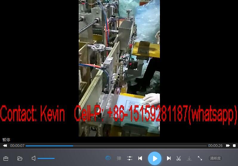 Adult Diaper Packing Machine-Multi PCS — MZ16
