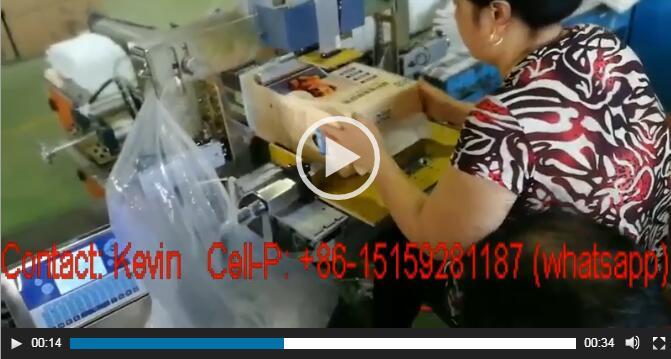 Baby Diaper Converting Packing Machine — MS-MK-200