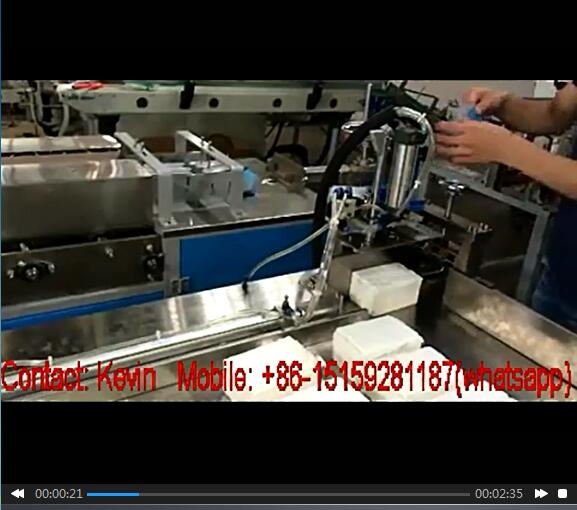 Cheap Simple Tissue Paper Making Converting Machine-Packing — MS-101MT