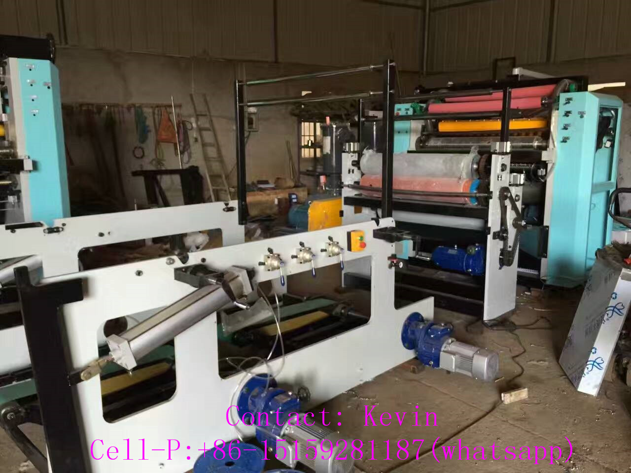 Facial Tissue Paper Folding Machine — MS180-5L