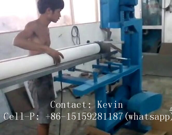 Toilet Paper Cutting Machine — Semi Auto Handed Manual — MS-MC301