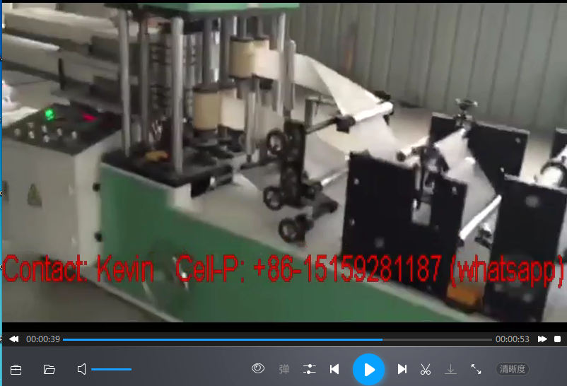 Napkin Tissue Paper Converting Machine Folding-Normal Speed—600 pieces each minute — MCA470AB