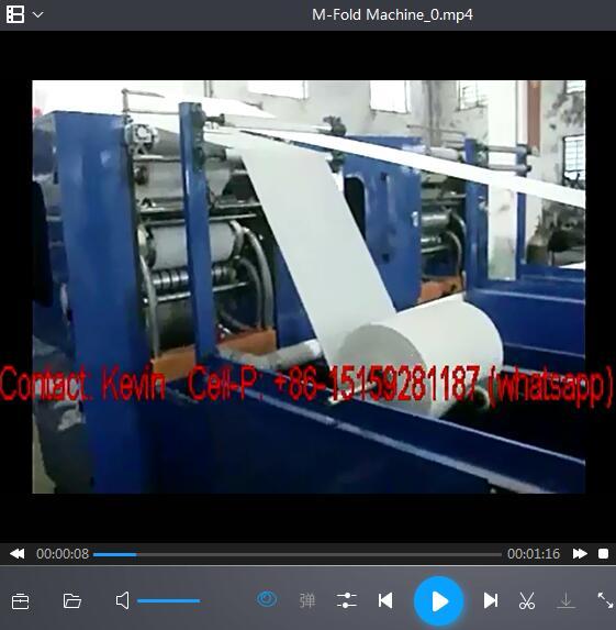 M-Fold-Folding Machine-HJ240-800M
