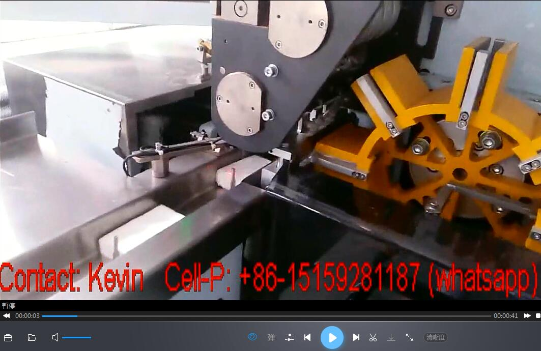 Napkin Paper Packing Machine Machines-Automated–100mm-120mm—MCA120