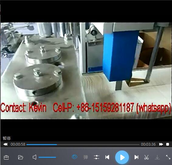Napkin Tissue Making machine Normal One Output — MCA470AB