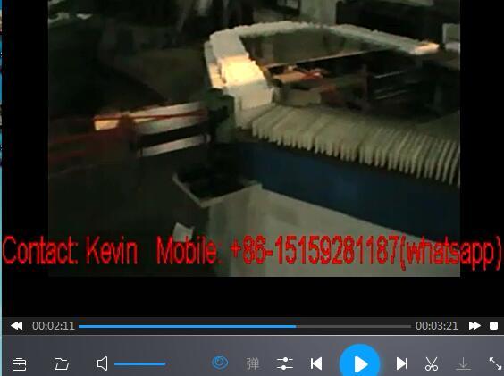 High Speed Sanitary Napkin Machine — MS-MK-200