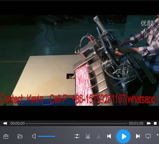 Sanitary Pad Packing Machine—Semi Automatic—MS18