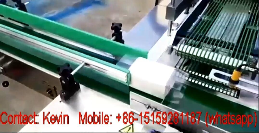 Simple Tissue Paper Converting Machine  Line-BP-211