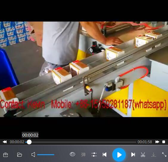 Tissue Paking Machine-Multi Pieces — 011AB