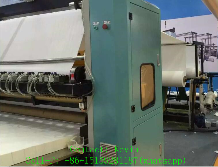 Tissue Paper Machine — 5-Line Under Testing before delivery — MS180-5L