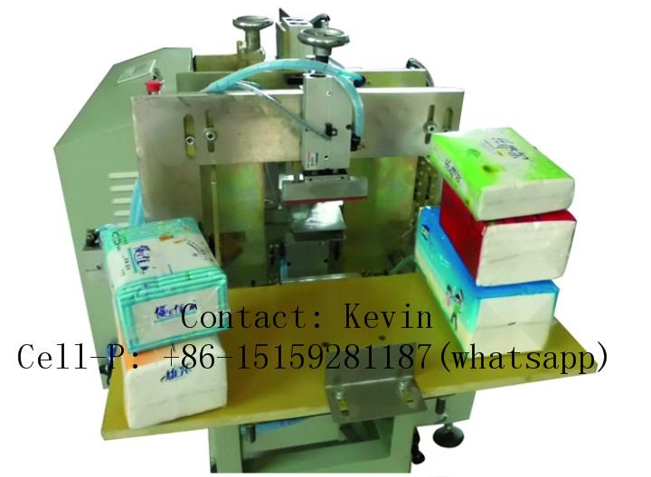 Semi Auto Tissue Paper Packing Machine — 330AB