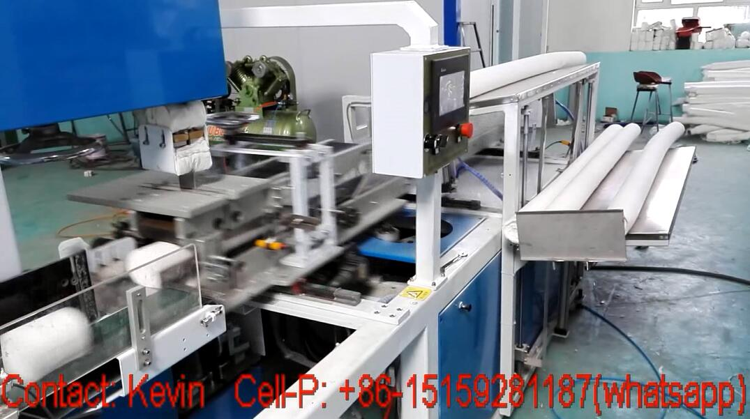 Toilet Paper Machine — Cutting, Fully Auto—200B: