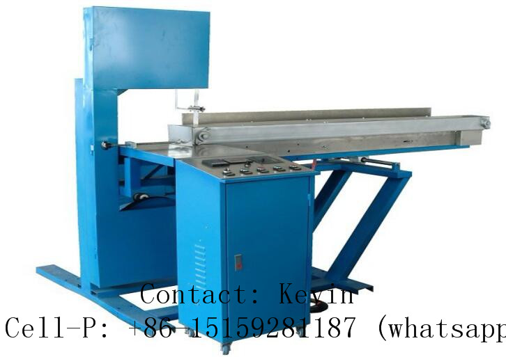 Toilet Paper Converting Machinery — Winding and Cutting Machine-From Production Line — MSR188