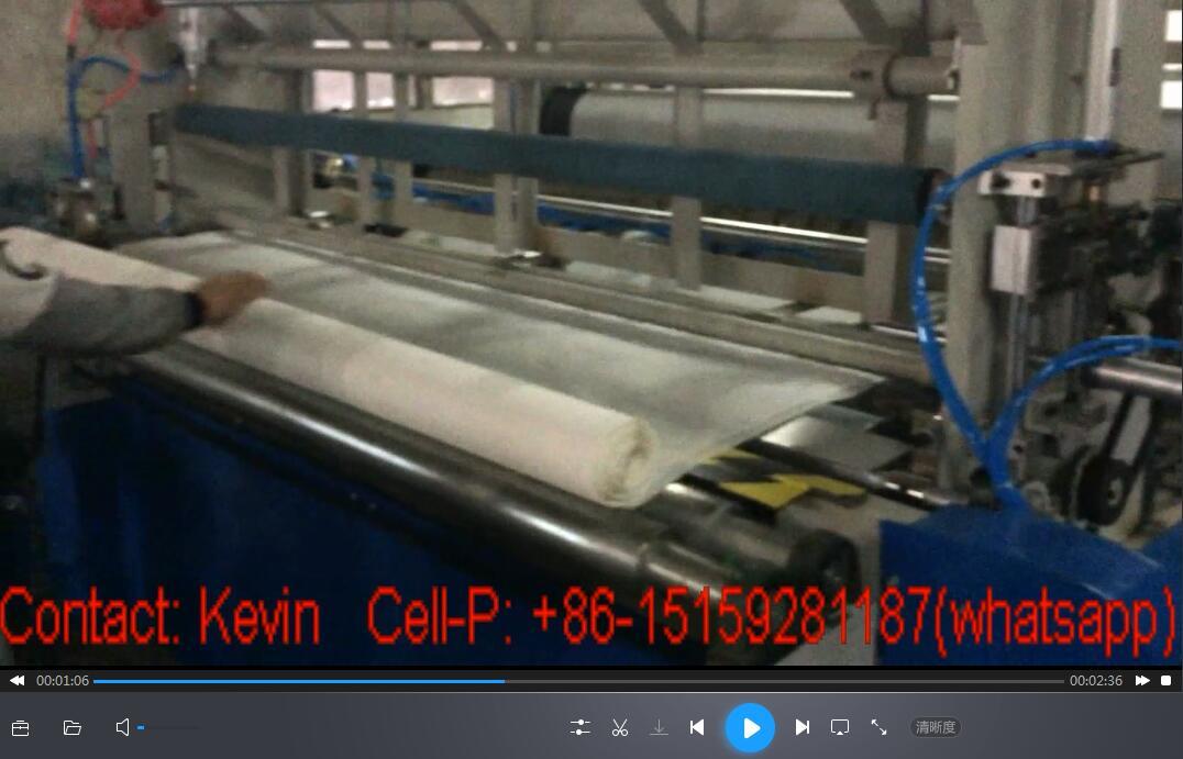 Toilet Paper Rolls Converting Winding Machine — MSR188